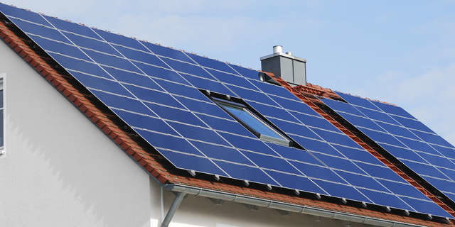 Photovoltaik Solaranlage Vorteile