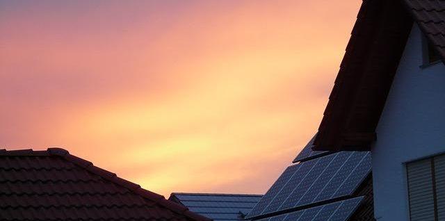 Photovoltaik Solaranlage