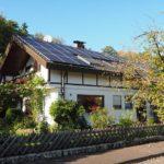 Eigenstromverbrauch aus der Photovoltaik Solaranlage