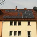 Dachausrichtung für eine Photovoltaikanlage
