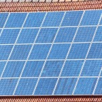 Photovoltaik Solaranlage Dach